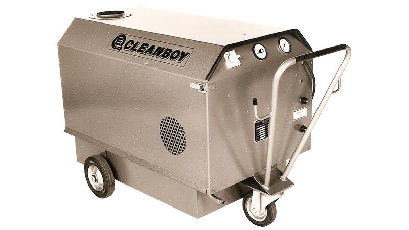 1978 Cleanboy Heißwasser Hochdruckreiniger