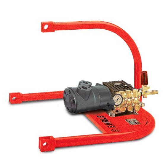 KW1200 - Hydraulikmotorantrieb